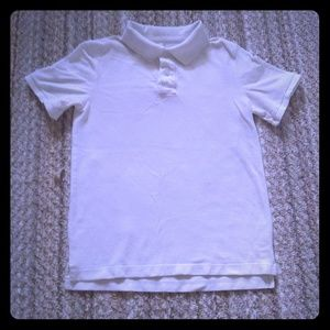 School Uniform Polo Style Shirt Boy's Size L 12/14